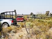 Mexico Phát hiện 12 thi thể trong 2 xe ôtô tại bang San Luis Potosi