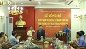 Điều động, bổ nhiệm Viện trưởng VKSND thành phố Hà Nội