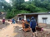 Lào Cai Mưa lớn khiến 2 người tử vong, nhiều nhà đổ, hoa màu chìm trong biển nước