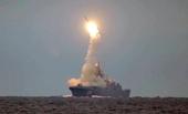 Tên lửa siêu thanh Zircon Nga đạt tốc độ kinh hồn khi phóng thử từ Khinh hạm Gorshkov