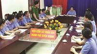 Chuyện những người giữ bình yên ở thành Tuyên