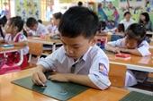 Tiếng Việt lớp 1 nặng, Bộ GD-ĐT yêu cầu không giao thêm bài tập về nhà