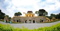 Đến thăm Hoàng thành Thăng Long trong những ngày Thu