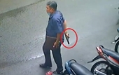 Làm rõ vụ clip người đàn ông rút vật giống súng dọa hai phụ nữ