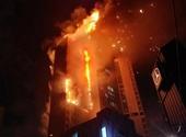 Cháy tòa tháp 33 tầng ở Hàn Quốc, gần 100 người phải đưa đến bệnh viện