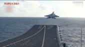 Báo Mỹ đánh giá tàu sân bay Trung Quốc chưa phải là đối thủ