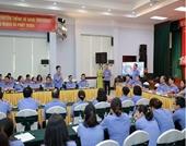 VKSND tỉnh Quảng Ninh tổ chức gặp mặt cán bộ, công chức trẻ