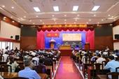 Viện trưởng Lê Minh Trí tiếp xúc cử tri 3 quận của TP Hồ Chí Minh