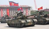 Truyền thông Mỹ choáng trước mẫu xe tăng chủ lực mới nhất của Triều Tiên