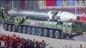 Triều Tiên khoe tên lửa ICBM khủng chưa từng thấy