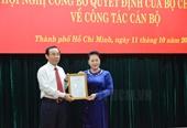 Ông Nguyễn Văn Nên được giới thiệu để bầu Bí thư Thành ủy TP HCM