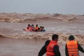 Thuyền viên gặp nạn trên biển Quảng Trị Đã giải cứu thành công, 1 người tử vong