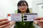 Nhiều nội dung mới quy định về mẫu thẻ Căn cước công dân