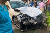 Khởi tố vụ gây nạn liên hoàn ở thị xã Sơn Tây - Hà Nội