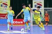 Giải futsal HDBank VĐQG 2020 Cuộc đua tốp 3 khó lường tại lượt 14