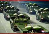 Phô diễn nhiều vũ khí quân sự mới của Triều Tiên khiến Mỹ ngán ngại