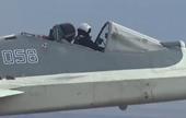 """Phi công Nga lái tiêm kích Su-57 """"mui trần"""" khiến báo Mỹ kinh ngạc"""