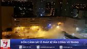 Đồn cảnh sát ở Pháp bị tấn công vũ trang