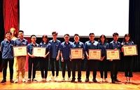 Trường Đại học Kiểm sát Hà Nội tổng kết công tác đoàn và phong trào thanh niên