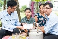Formosa Hà Tĩnh 10 năm mang yêu thương đến với người nghèo Hà Tĩnh