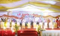 T T Group khởi công dự án Khu dịch vụ - du lịch gần 4 500 tỷ tại Quảng Trị