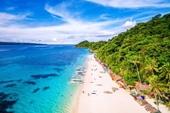 Đảo thiên đường Boracay mở cửa đón du khách trong nước và quốc tế