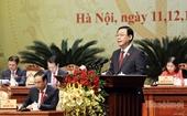 Chân dung Bí thư, Phó Bí thư Thành ủy Hà Nội