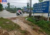 Tạm dừng tìm kiếm nạn nhân tại thủy điện Rào Trăng 3 do bão số 8