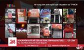 Hàng nghìn người mất tiền khi trung tâm ngoại ngữ Eagle   gãy cánh