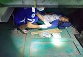Giải cứu người phụ nữ kẹt dưới hố thang máy sâu 8m