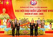 Phát triển Tuyên Quang xứng đáng tầm vóc vùng đất cách mạng
