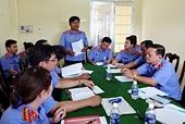 Tập huấn quy trình, kỹ năng nghiệp vụ công tác thanh tra