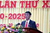 Đồng chí Lâm Văn Mẫn trúng cử chức Bí thư Tỉnh ủy Sóc Trăng