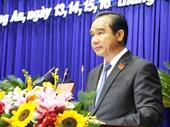 Đồng chí Nguyễn Văn Được được bầu làm Bí thư Tỉnh ủy Long An
