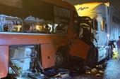 Tai nạn thảm khốc trên đường dẫn đèo Hải Vân, 22 người thương vong