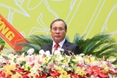 Đồng chí Trần Văn Nam tái đắc cử Bí thư Tỉnh ủy Bình Dương