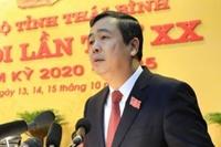 Đồng chí Ngô Đông Hải tiếp tục được bầu làm Bí thư Tỉnh ủy Thái Bình
