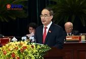 Khai mạc Đại hội đại biểu Đảng bộ Thành phố Hồ Chí Minh lần thứ XI
