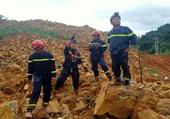 Gần 1 000 người và 200 phương tiện được huy động tham gia cứu hộ người mất tích ở Rào Trăng 3