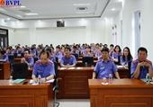 VKSND TP Đà Nẵng phối hợp bồi dưỡng chuyên sâu về kiểm sát án hình sự