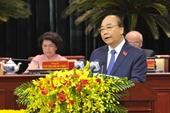 Thủ tướng Nguyễn Xuân Phúc TP HCM phải tiếp tục giữ vững vai trò đầu tàu, là động lực phát triển kinh tế của cả nước