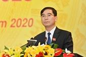 Tiến sĩ Dương Văn An đắc cử chức Bí thư Tỉnh ủy Bình Thuận