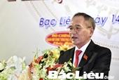 Đồng chí Lữ Văn Hùng tái đắc cử Bí thư Tỉnh ủy Bạc Liêu