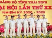 Viện trưởng VKSND tỉnh Thái Bình tái đắc cử Ban chấp hành Đảng bộ tỉnh