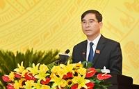 Tiến sĩ Dương Văn An được bầu làm Bí thư Tỉnh ủy Bình Thuận