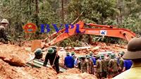 Điện của Thường trực Ban Bí thư về tăng cường phòng chống thiên tai, khắc phục hậu quả mưa lũ tại miền Trung