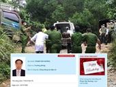 Vụ sạt lở tại Rào Trăng 3 Tìm thấy thi thể phóng viên đúng ngày sinh nhật lần thứ 52