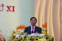 Đồng chí Trần Đức Quận được bầu giữ chức vụ Bí thư Tỉnh ủy Lâm Đồng