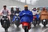 Miền Bắc lạnh kèm mưa, Trung Bộ mưa lớn kéo dài