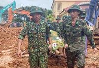 Vụ sạt lở núi vùi lấp 22 CBCS ở Quảng Trị Nhiều chiến sĩ mới tròn 20 tuổi